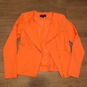 Mossimo Knit Moto Jacket. Sz XS